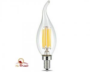 لامپ فیلامنتی اشکی