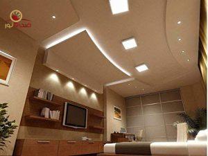 پنل سقفی ال ای دی