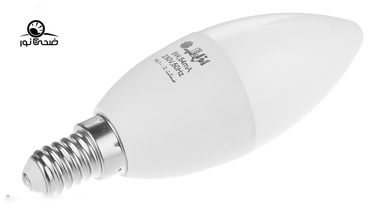 فروش لامپ led شمعی
