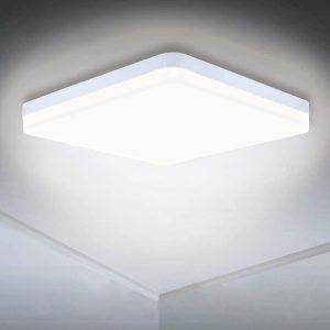 چراغ سقفی روکار مربع
