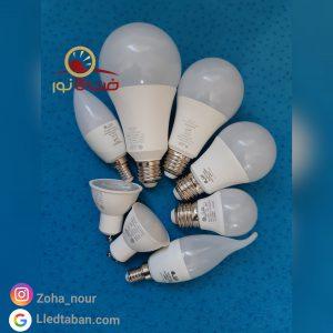 فروش عمده لامپ ال ای دی