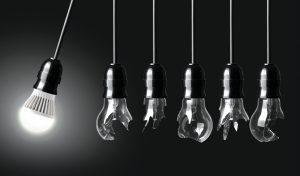لامپ ال ای دی در مشهد