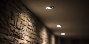 چراغ سقفی هالوژن