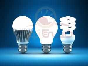 انواع لامپ حبابی فوق کم مصرف