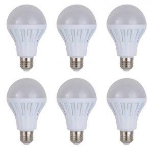 انواع لامپ ال ای دی خانگی