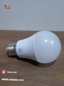 لامپ ال ای دی 9 وات پارس شعاع توس