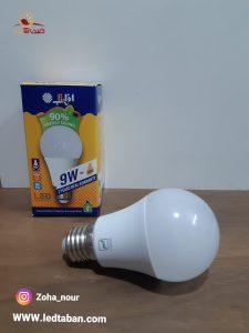 لامپ ال ای دی 9 وات