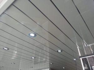 پنل سقفی روکار و توکار