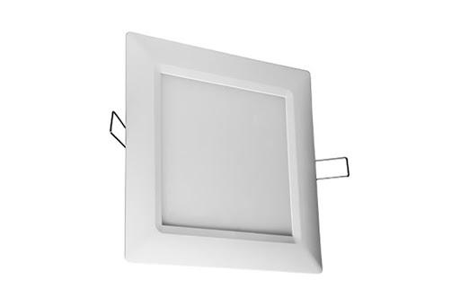چراغ سقفی توکار مربع