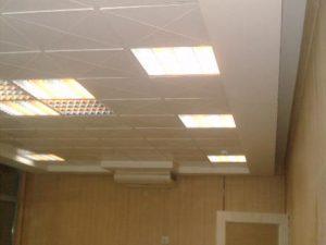 چراغ سقفی 60 * 60 توکار