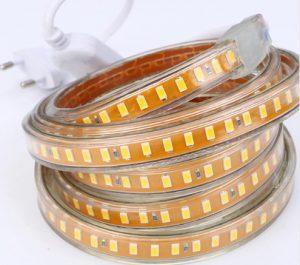 ریسه شلنگی آفتابی LED