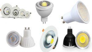 هالوژن سقفی LED